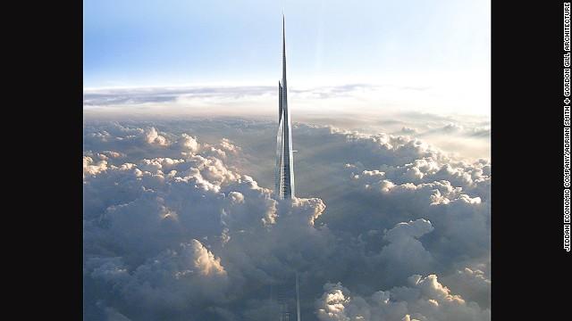 Arabia Saudita a inceput lucrarile la Kigdom Tower