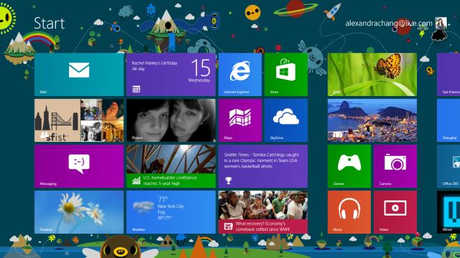China tara Windows XP