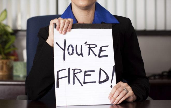 Cum iti dai seama ca urmeaza sa fii concediat