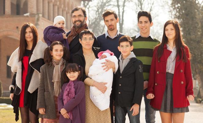 familii copii