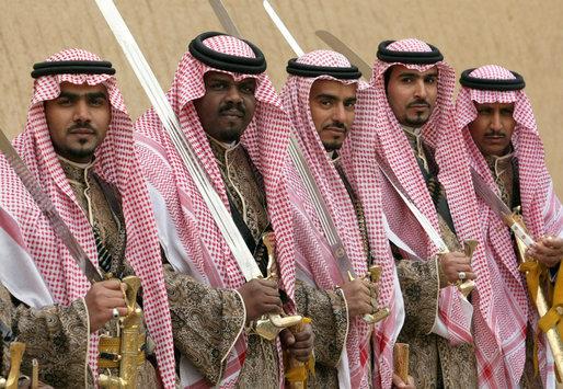 Arabia Saudita cauta calai