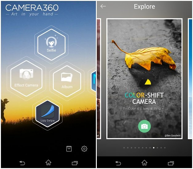 Aplicatii diverse de la Android