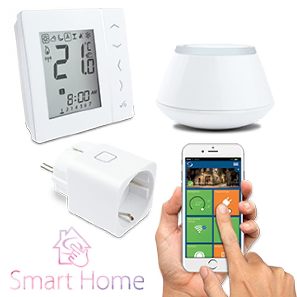 Ce recomanda gama de termostate inteligente Salus?