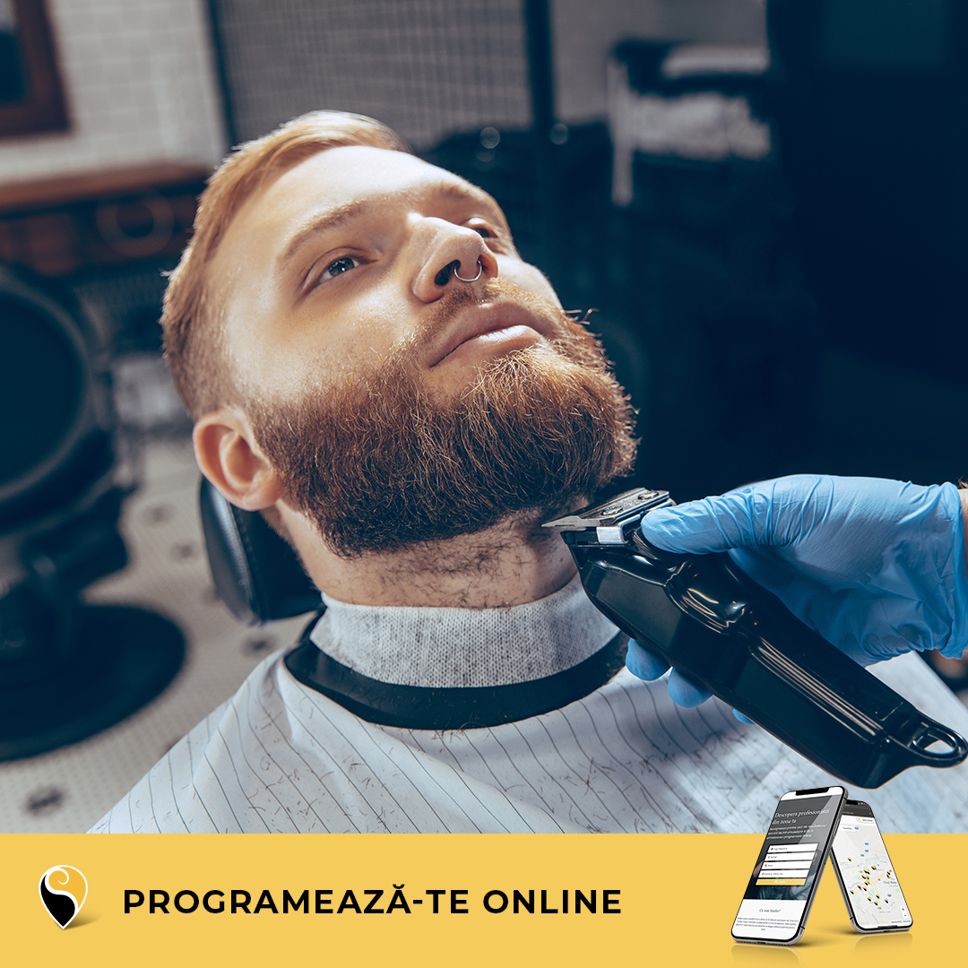 aranjat barba stailer