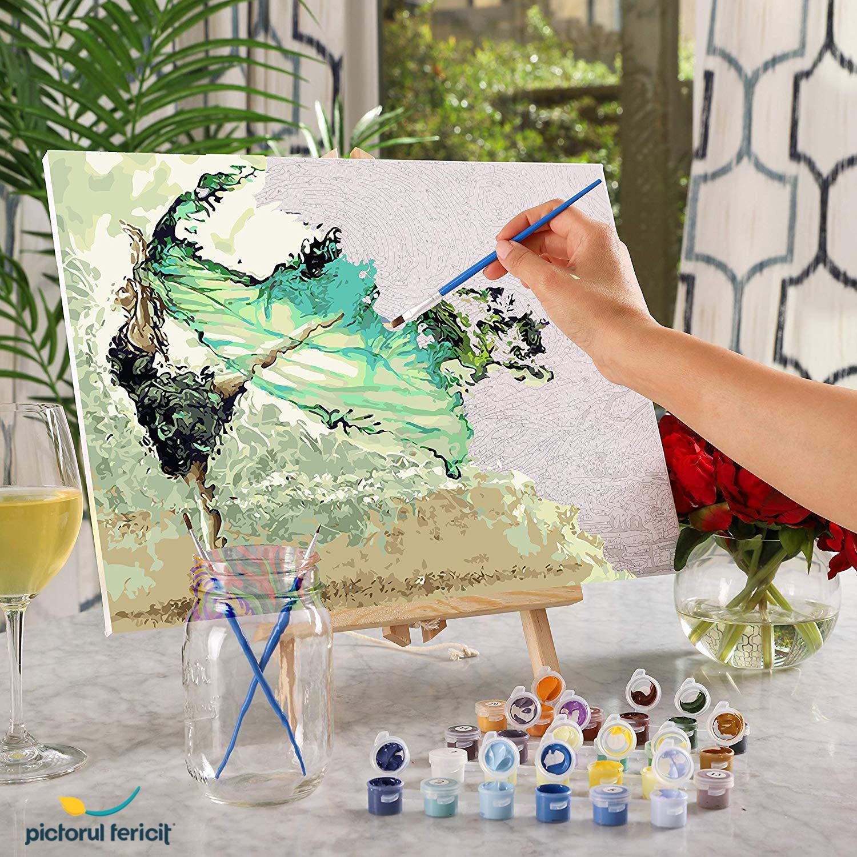 Pictura este pasiunea ta? Gasesti la Pictorul Fericit ceea ce ai nevoie